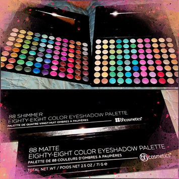 BH Cosmetics 88 Matte Eyeshadow Palette uploaded by Dominique M.