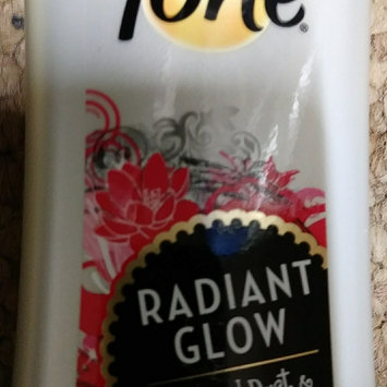 Tone® Radiant Glow Diamond Dust & Lotus Blossom Illuminating Body Wash 16 fl. oz. Bottle uploaded by Jeanette H.