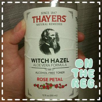 Thayers Alcohol-Free Rose Petal Witch Hazel Toner uploaded by Rose E.