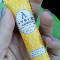 AYRES Pampas Sunrise Hand Cream 1.4 oz (40 ml) uploaded by Faride H.