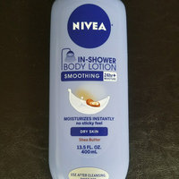 NIVEA Smoothing In-Shower Body Lotion uploaded by Aimey G.