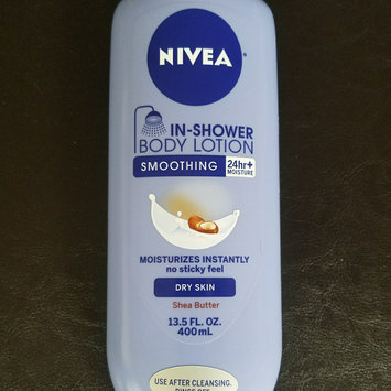 Photo of NIVEA Smoothing In-Shower Body Lotion uploaded by Aimey G.