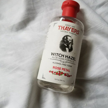 Thayers Alcohol-Free Rose Petal Witch Hazel Toner uploaded by Julia A.
