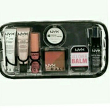 Photo of NYX Cosmetics Tricks of the Trade Travel Kit uploaded by karen b.