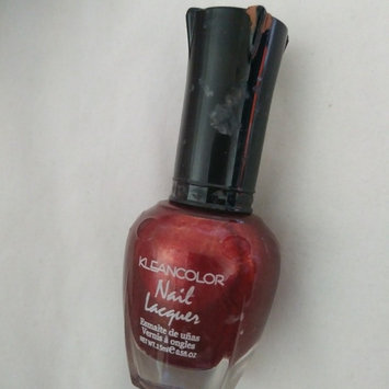 Photo of KLEANCOLOR Nail Lacquer 2 - Jewelry Red uploaded by Giselle N.