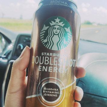 Photo of Starbucks Doubleshot Energy Coffee Drink Mocha uploaded by Delilah S.