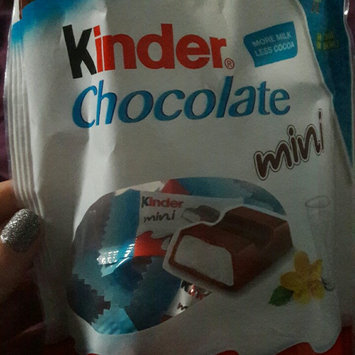 Kinder Chocolate uploaded by Grace R.