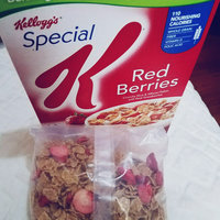 Kellogg's Special K Red Berries Cereal uploaded by Johanna C.
