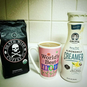 Death Wish Coffee 16 oz Bag - Ground uploaded by Stella N.