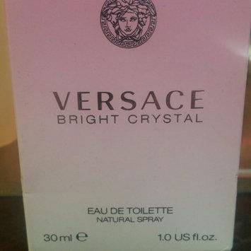 Versace Bright Crystal Eau de Toilette Spray uploaded by Jessica J.