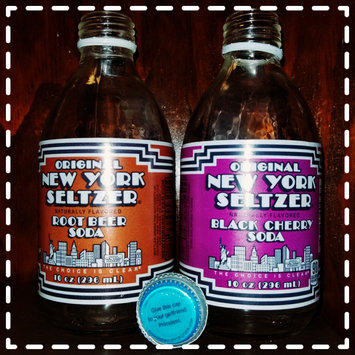 Photo of Original New York Seltzer (Root Beer) 12-pack uploaded by Stella N.