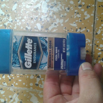 Photo uploaded to Gillette 3x Triple Protection System Anti-perspirant Deodorant Clear Gel Cool Wave by Jose P.