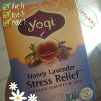 Yogi Tea Honey Lavender Stress Relief uploaded by Kelly S.