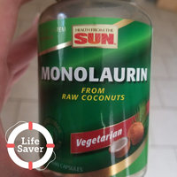 Health From The Sun Monolaurin 100 Percent Vegetarian 90 Vcaps uploaded by Kelly S.