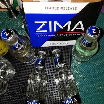 Photo of Zima® Refreshing Citrus Beverage Cooler 6 Pack uploaded by Candice P.