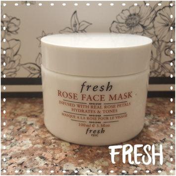 Fresh Rose Face Mask uploaded by Ke'Anna W.