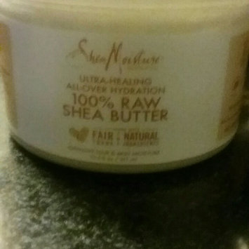 SheaMoisture Ultra-healing All-Over Hydration 100% Raw Shea Butter uploaded by Edith M.