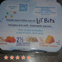 Gerber® 3rd Foods® Mac & Cheese with Lil' Bits™ 2 - 5 oz. Cups uploaded by Tiffany T.