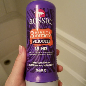 Aussie 3 Minute Miracle Moist Deep Conditioner uploaded by Brittany L.