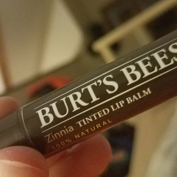 Photo of Burt's Bees Tinted Lip Balm uploaded by Corey L.