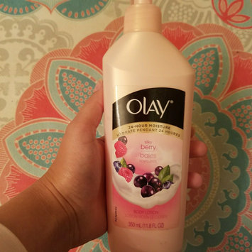 Olay Silk Whimsy Body Lotion uploaded by Briana H.