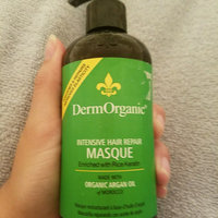 DermOrganic Masque Intensive Hair Repair uploaded by Briana H.