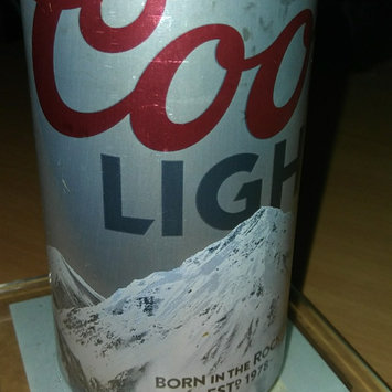 Photo of Coors Light uploaded by Rosemarie C.