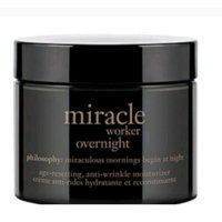 philosophy miracle worker overnight age-resetting, anti-wrinkle moisturizer, 2 oz uploaded by Ame P.