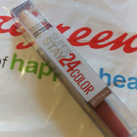 Maybelline SuperStay Gloss uploaded by Jazmin E.