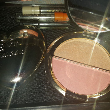BECCA x Jaclyn Hill Champagne Splits Shimmering Skin Perfector + Mineral Blush Duo uploaded by Annay G.