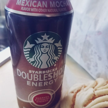 Photo of STARBUCKS® Doubleshot® Energy Mexican Mocha uploaded by CHRISTAL R.