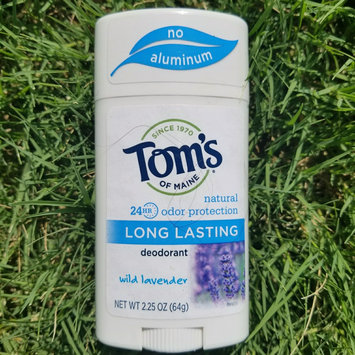 Photo of Tom's OF MAINE ANTIPERSPIRANT & DEODORANT Unscented Long Lasting Deodorant uploaded by Kayla M.