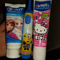 Crest Kid's Hello Kitty Toothpaste Bubble Gum uploaded by Valerie S.