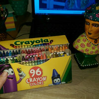 Crayola Crayons with Built-In Sharpener, 96 crayons uploaded by Karen B.