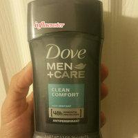Dove Beauty Clean Comfort Deodorant for Men uploaded by Hiram P.