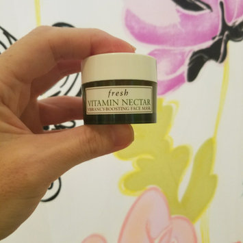 Fresh Vitamin Nectar Vibrancy-Boosting Face Mask 3.3 oz uploaded by Regina E.