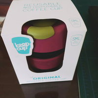 KeepCup 12-Ounce Brew Glass Reusable Coffee Cup, Medium, Base [Base, 12oz] uploaded by Gisselle C.