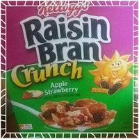 Kellogg's® Raisin Bran Crunch® Apple Strawberry Cereal 14.5 oz. Box uploaded by Brittany R.