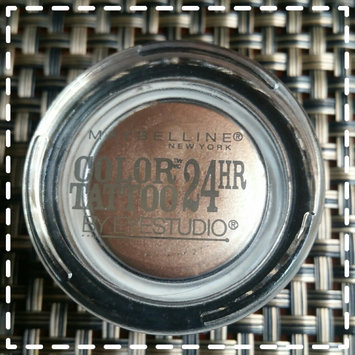 Maybelline Eyestudio® ColorTattoo® 24 HR Cream Gel Eye Shadow uploaded by Rose E.