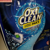OxiClean™ Laundry Detergent Paks uploaded by Jenny G.