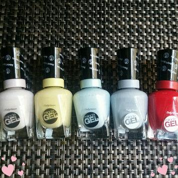 Sally Hansen® Miracle Gel™ Nail Polish uploaded by Rose E.