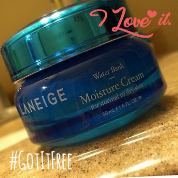 Laneige Water Bank Moisture Cream uploaded by courtney L.