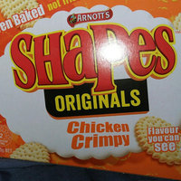 Australian Arnott's Shapes Crackers Crimpy Chicken 200g uploaded by Viana A.