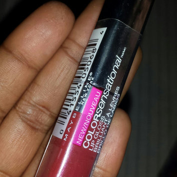 Maybelline Color Sensational Lipgloss 954 Red Patent uploaded by Ahlam S.