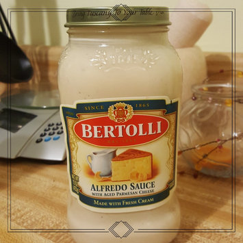 Photo of Bertolli® Alfredo With Aged Parmesan Cheese Sauce uploaded by Brinia E.