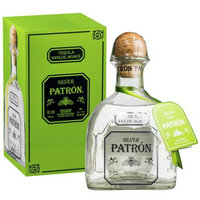 Patrón Silver Tequila uploaded by kristen v.