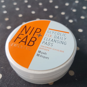 Photo of Nip + Fab Glycolic Fix Exfoliating Facial Pads - 60 Count uploaded by Kate J.