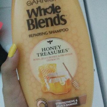 Garnier® Whole Blends™ Honey Treasures Repairing Shampoo uploaded by Cynn P.