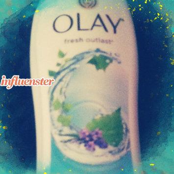 Fresh Outlast Olay Fresh Outlast Purifying Birch & Lavender Body Wash 22 oz uploaded by octavia s.