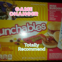 Lunchables Mini Burgers uploaded by Shalayna G.